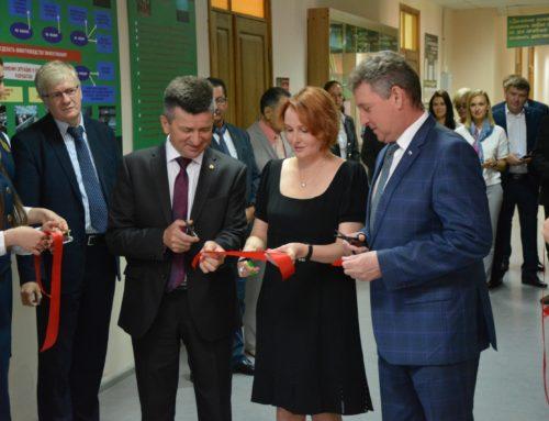 Чешские партнеры компании «Геносервис Руско» приняли участие в знаковом событии для самарского вуза