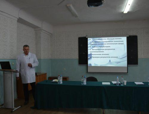 Специалисты Геносервис Руско приняли участие в «Неделе науки» в СГСХА