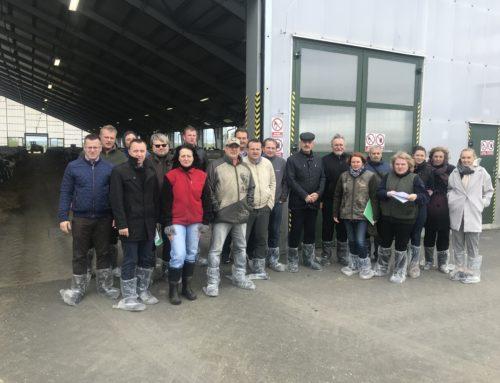 Российская делегация с 11 по 15 мая  2019 года посетила   международную сельскохозяйственную выставку ANIMAL TECH 2019 в г. Брно ( Чешская Республика)
