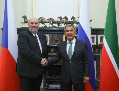 Официальный визит делегации чешских аграриев  в Республику Татарстан
